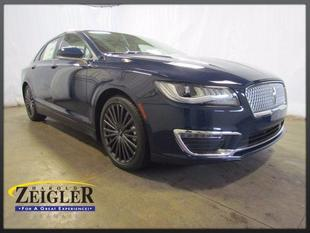 2018 Lincoln MKZ Reserve