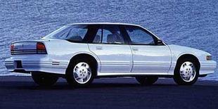1997 Oldsmobile Cutlass Supreme 4 Door Sedan