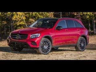 2018 Mercedes-Benz GLC 300 Base 4MATIC
