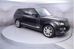 2017 Land Rover Range Rover 5.0L Supercharged SV Autobiography