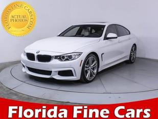 2015 BMW 435 Gran Coupe i
