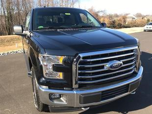 2017 Ford F-150 4WD SuperCrew Box