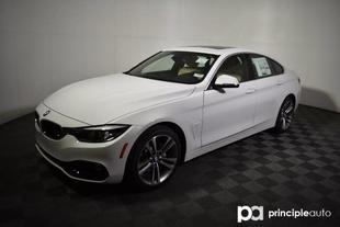 2018 BMW 430 Gran Coupe i