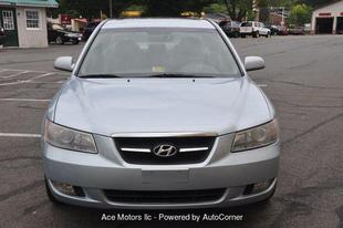 2008 Hyundai Sonata Limited 4-Speed Automatic