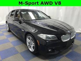 2014 BMW 550 i xDrive