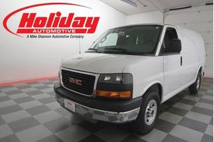 2016 GMC Savana 2500 Work Van