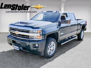 2018 Chevrolet Silverado 2500 High Country