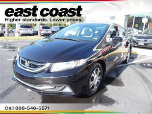 2015 Honda Civic Hybrid Hybrid 1 Owner, Leather, Heated Seats