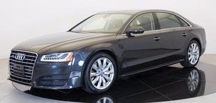 2017 Audi A8 L 3.0T