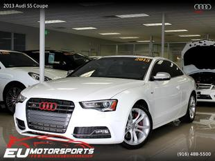2013 Audi S5 3.0T Premium Plus quattro