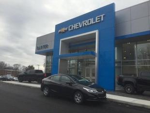 2018 Chevrolet Cruze LS Automatic