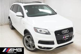 2014 Audi Q7 3.0T S Line Prestige quattro