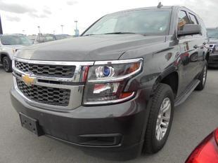 2017 Chevrolet Tahoe LT