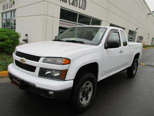 2009 Chevrolet Colorado W/T Extended Cab