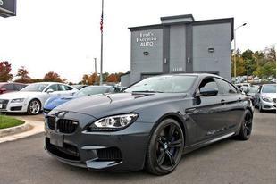 2015 BMW M6 Gran Coupe Base