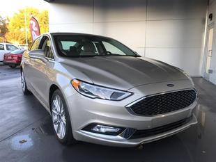 2018 Ford Fusion FWD