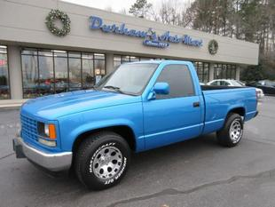 1991 Chevrolet 1500 REG. CAB 6.5-FT. BED