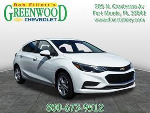 2017 Chevrolet Cruze LT Automatic