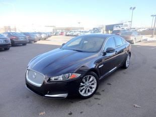 2013 Jaguar XF SC