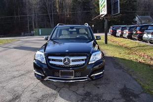 2014 Mercedes-Benz GLK 250 BlueTEC 4MATIC
