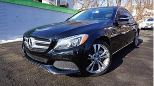 2015 Mercedes-Benz C 300 Sport 4MATIC