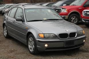 2005 BMW 325 i