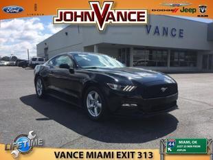2017 Ford Mustang V6
