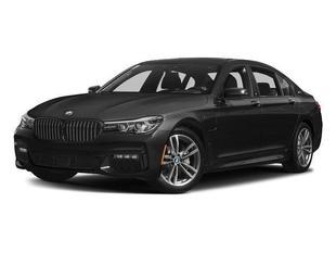 2018 BMW 740 e xDrive iPerformance