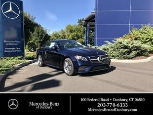 2018 Mercedes-Benz E 400 4MATIC