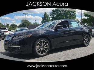 2017 Acura TLX V6 w/Advance Package