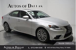 2015 Lexus IS 250 250 NAV SUNROOF CLMT STS BLIND SPOT