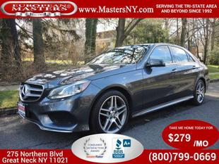2014 Mercedes-Benz E 350 4MATIC