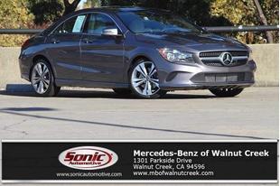 2018 Mercedes-Benz CLA 250 Base