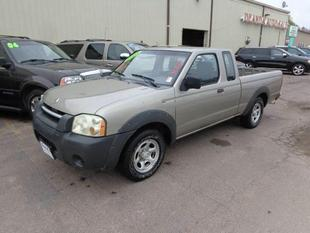 2004 Nissan Frontier Extended Cab