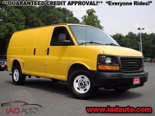 2014 GMC Savana 2500 Work Van