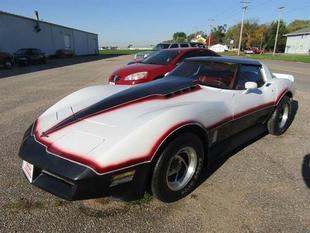 1981 Chevrolet Corvette Base 2dr Coupe