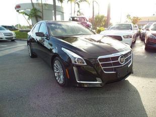 2014 Cadillac CTS 3.6L Luxury
