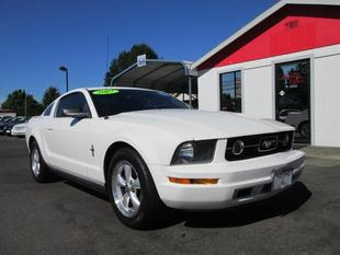 2007 Ford Mustang WITH