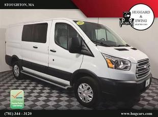 "2016 Ford Transit-250 T-250 130"" Low Rf 9000 GVWR Swing-Out RH Dr"