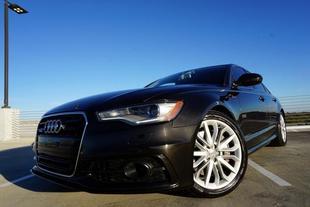 2012 Audi A6 3.0T Prestige quattro