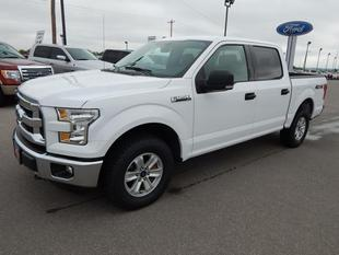"""2015 Ford F-150 4WD SuperCrew 145"""""""