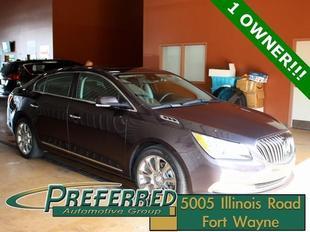 2014 Buick LaCrosse Premium 1