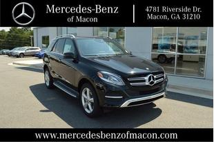 2018 Mercedes-Benz GLE 350 Base