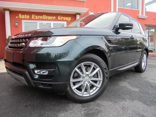 2014 Land Rover Range Rover Sport Supercharged SE