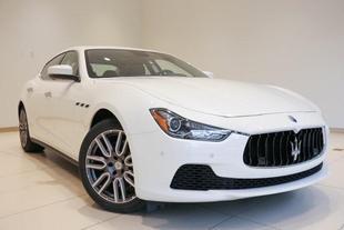 2017 Maserati Ghibli Base