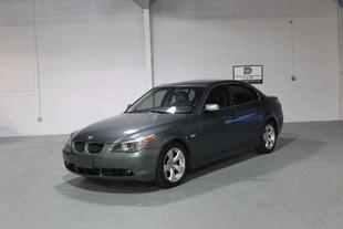 2007 BMW 530 530i