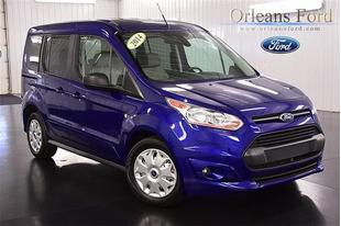2014 Ford Transit Connect XLT w/Rear Liftgate