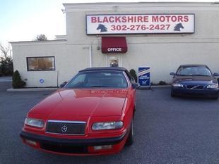 1993 Chrysler LeBaron