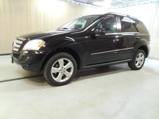2011 Mercedes-Benz ML 350 4MATIC