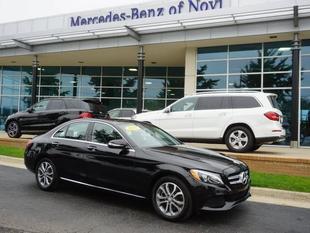 2015 Mercedes-Benz C300W4